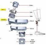 T211.6 sliding adapter
