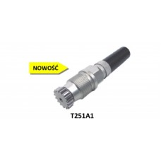 Aluminum ratchet assembly for leg locks T251A1