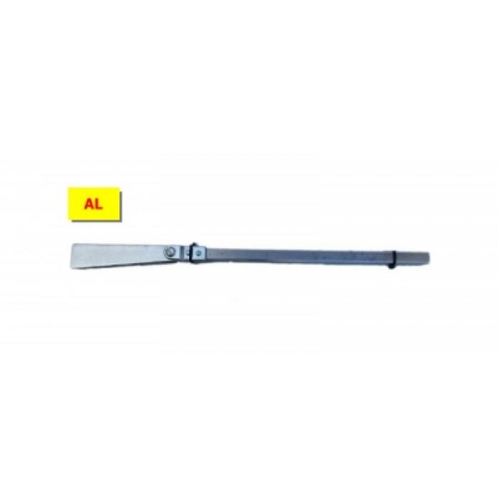 T317 stirrups for orthopedic splints
